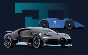 Incomparables Bugatti