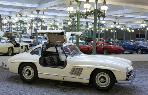 Mercedes Type 300 SL